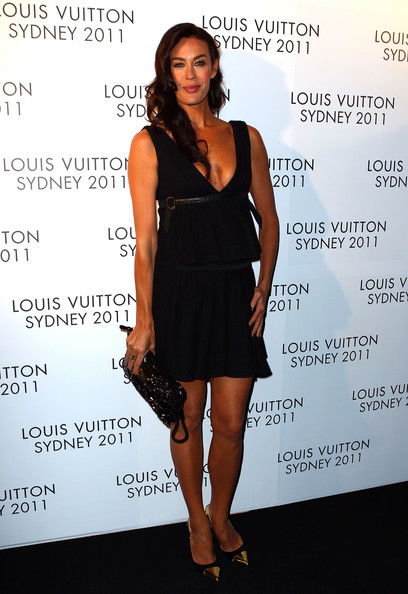 More Pics of Megan Gale Sequined Clutch (1 of 4) - Megan Gale Lookbook - StyleBistro