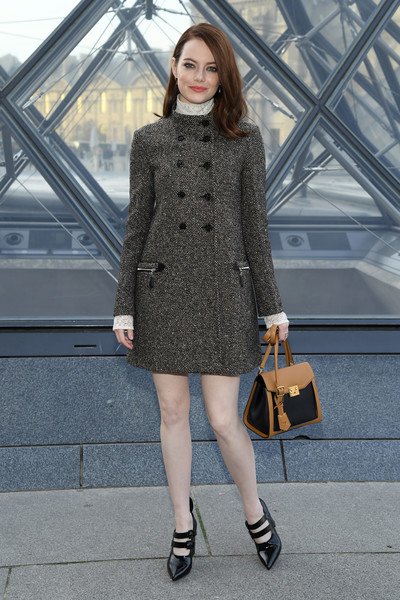 Look of the Day: March 6th, Emma Stone