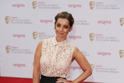 Louise Redknapp Button Down Shirt