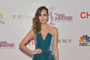 Louise Roe Strapless Dress