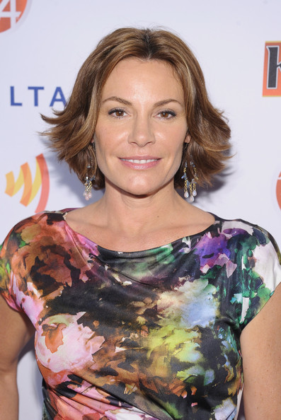 LuAnn de Lesseps Short Straight Cut