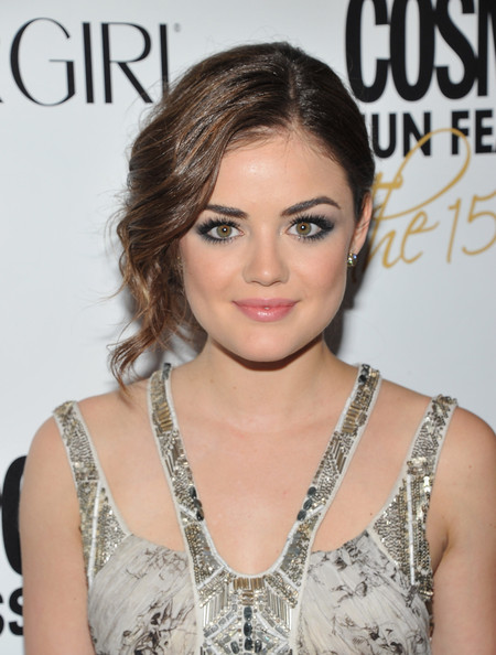 Lucy Hale Beauty