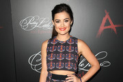 Lucy Hale Pencil Skirt