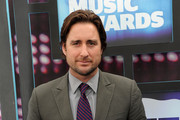 Luke Wilson Striped Tie
