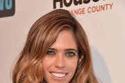 Lydia McLaughlin Long Wavy Cut