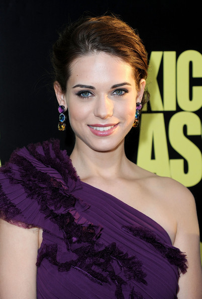 Lyndsy Fonseca Dangling Gemstone Earrings