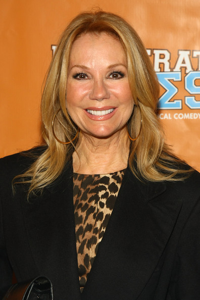 Kathie Lee Gifford's Blonde Layers