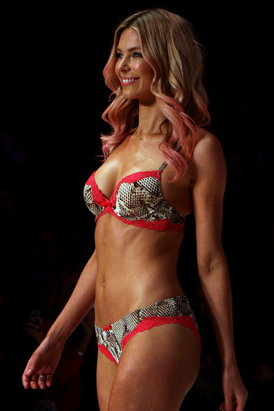 More Pics of Jennifer Hawkins Lingerie (1 of 22) - Lingerie Lookbook - StyleBistro