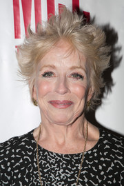 Holland Taylor attended MCC Theater's 2015 Gala wearing this windblown 'do.