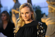 Diane Kruger arrives at Lucrecia Martel's