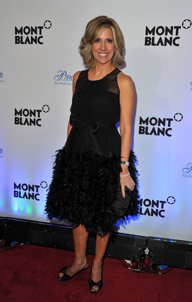 More Pics of Alisyn Camerota Peep Toe Pumps (1 of 3) - Alisyn Camerota Lookbook - StyleBistro