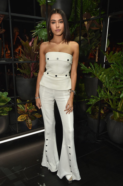 Madison Beer Wide Leg Pants