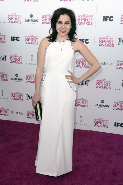 Mae Whitman Evening Dress