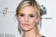 Maggie Grace Gold Dangle Earrings