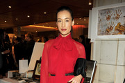 Maggie Q Evening Dress