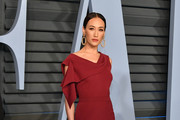 Maggie Q Fishtail Dress
