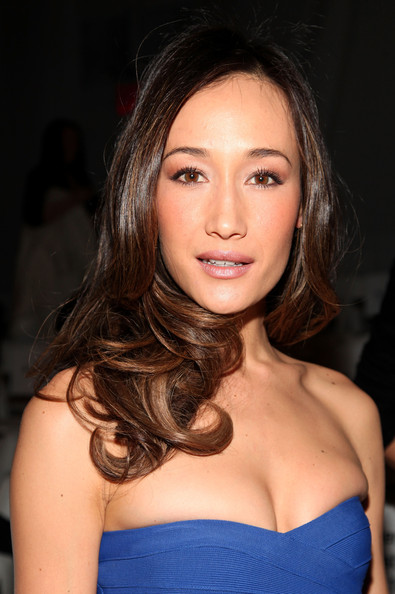 Maggie Q Neutral Eyeshadow