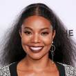 Gabrielle Union's Natural Ponytail