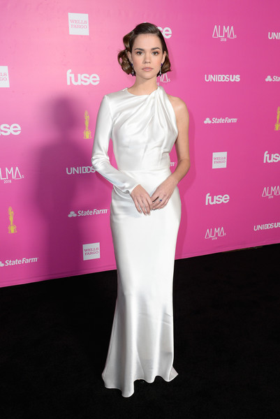 Maia Mitchell Evening Dress