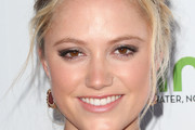 Maika Monroe Smoky Eyes