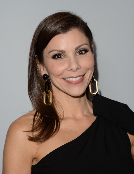 More Pics of Heather Dubrow One Shoulder Dress (1 of 10) - One Shoulder Dress Lookbook - StyleBistro