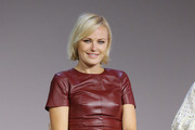 Malin Akerman Fitted Blouse