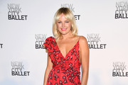 Malin Akerman Mermaid Gown