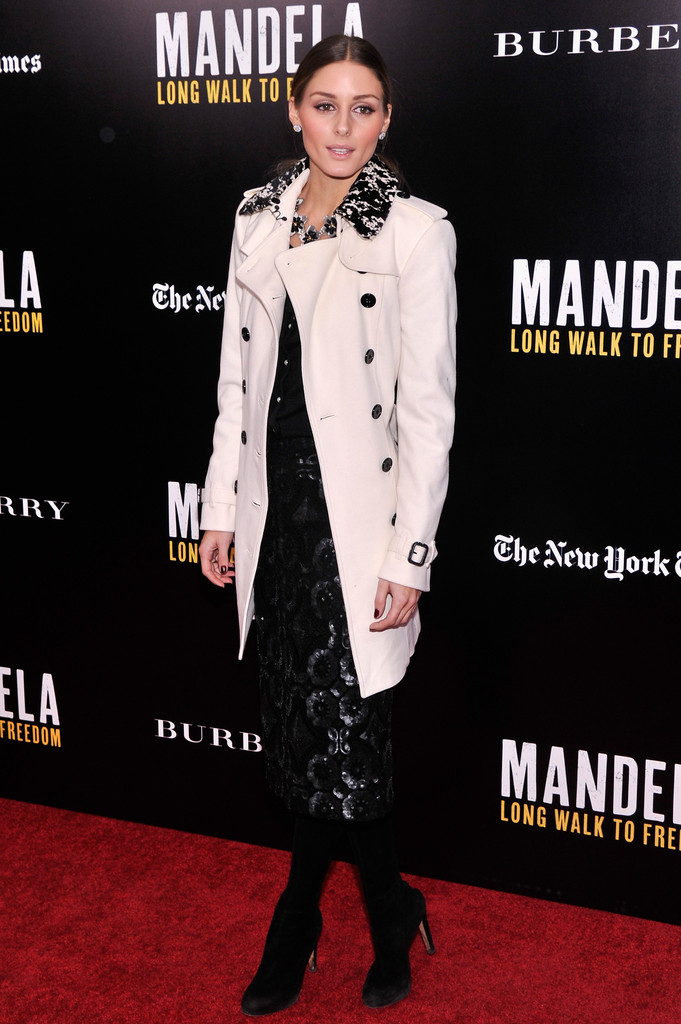 Who Was the Best Dressed at Burberry's 'Mandela' Screening?