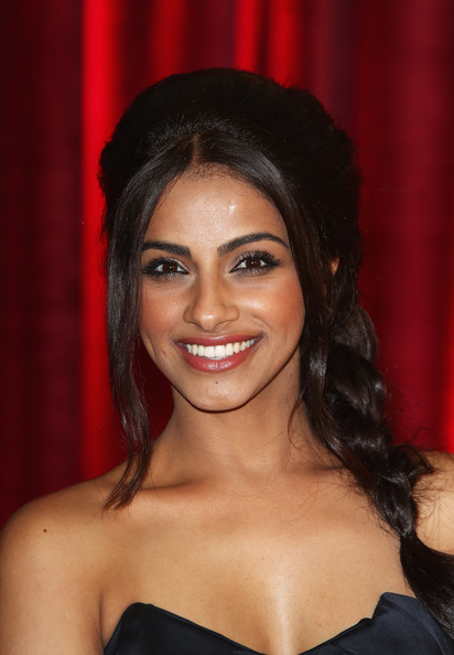 Mandip Gill Loose Braid