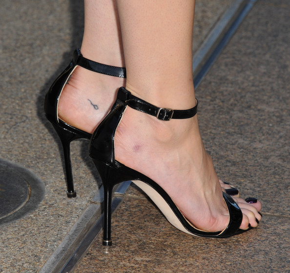 Mandy Moore Shoes