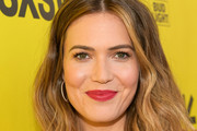 Mandy Moore Red Lipstick