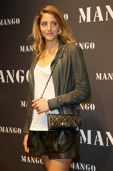 More Pics of Anna De Pahlen Quilted Leather Bag (1 of 5) - Anna De Pahlen Lookbook - StyleBistro