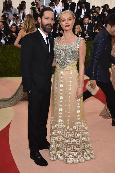 97d5a3f811e4 Kate Bosworth and Michael Polish - Best Dressed Couples at the 2016 ...