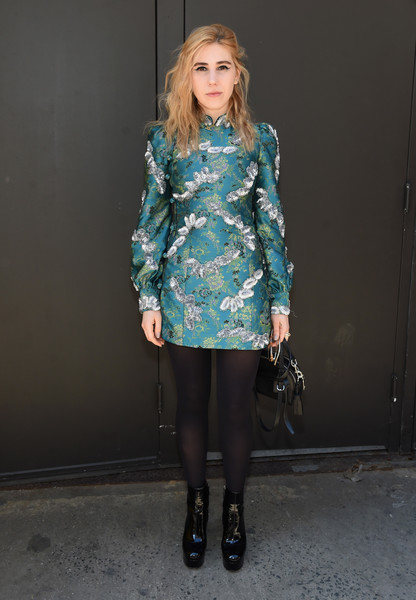 Zosia Mamet at Marc Jacobs