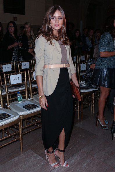 More Pics of Olivia Palermo Long Wavy Cut (1 of 2) - Olivia Palermo Lookbook - StyleBistro