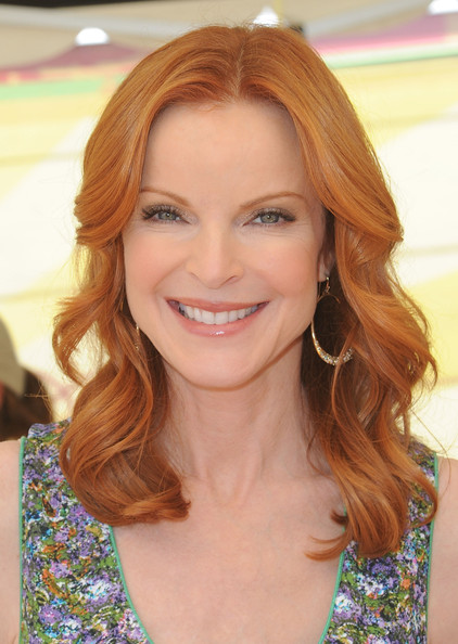 Marcia Cross Medium Curls