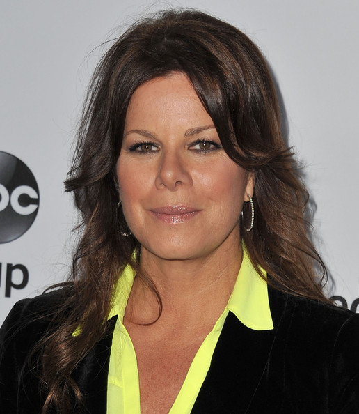 Marcia Gay Harden Diamond Hoops