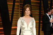 Marcia Gay Harden Tube Clutch