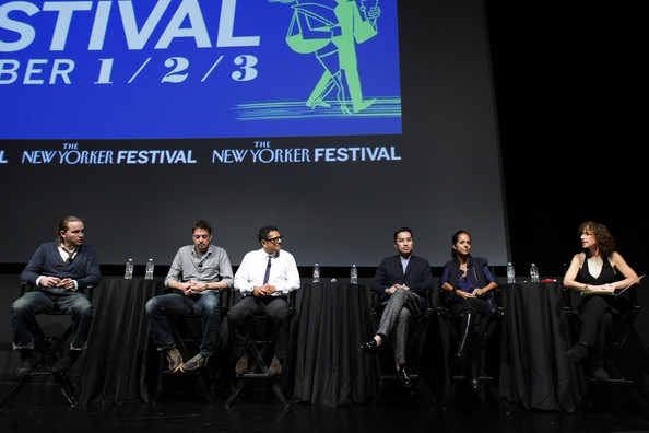 "The 2010 New Yorker Festival: ""Fashion Forward -  The New Guard"""