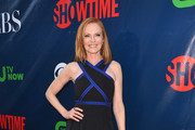 Marg Helgenberger Cocktail Dress