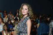 Margarita Levieva Print Dress
