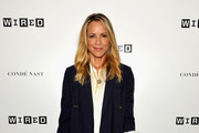 Maria Bello Oversized Jacket