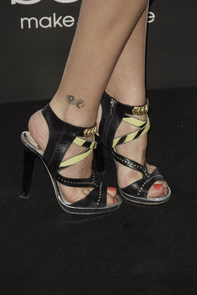 Maria Jose Suarez Shoes
