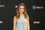 Maria Menounos Mini Dress