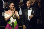 Bill Cosby and Erin Cosby Photo