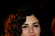 Marina Diamandis Red Lipstick
