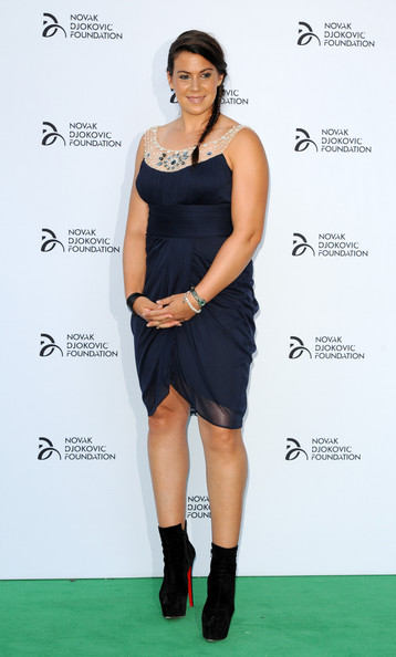 Marion Bartoli Cocktail Dress