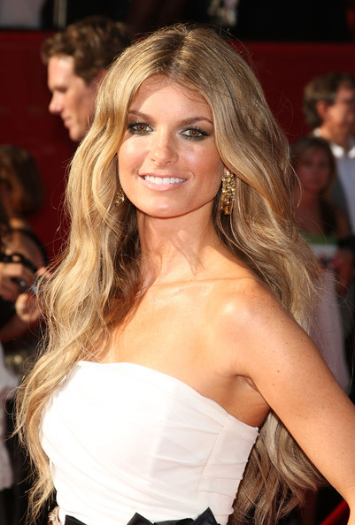 Marisa Miller Gold Dangle Earrings