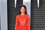 Marisa Tomei Lace Dress
