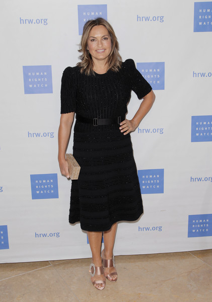 Mariska Hargitay Box Clutch